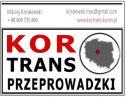 Kor-trans Przeprowadzki Konin i okolice