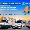 Szybko Solidnie 24H/7DNI - Firma Transportowa Transport - Przeprowadzka - Przewóz - Mebli - Autoholowanie - Usługi transportowe Płock i okolice