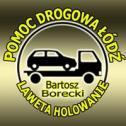 Tania Pomoc Drogowa Łódź - Laweta Łódź - Pomoc Drogowa - Bartosz Borecki Łódź i okolice