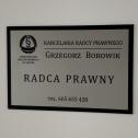Kancelaria Radcy Prawnego Grzegorz Borowik Lublin i okolice