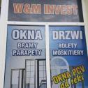 Okna PCV od ręki Jasło - W&M Invest Sp. z o.o. Jasło i okolice