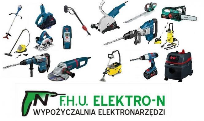 Wypozyczalnia Elektronarzedzi Elektro N Katowice I Okolice Oferia Pl