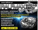 PHU RALFMAX Specjalistyczne naprawy skrzyń biegów Lublin i okolice