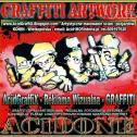 Hip hop nigdy stop, 4ever - Acid Graffix Kwaz Raz Konin i okolice