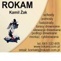 ROKAM Twoje Tarasy - ROKAM KAMIL ŻAK Łódź i okolice