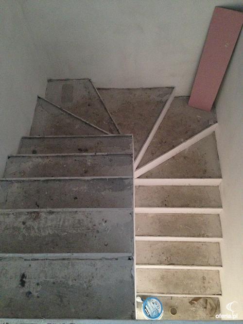 16 stopni na betonowe schody zabiegowe + montaż Węgrzce • Zlecenia Oferia.pl