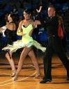 pokaz tańca towarzyskiego