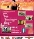 Plakat reklamowy - Lady Fit