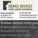 Www.remoinvest.pl - Remo Invest Katowice i okolice