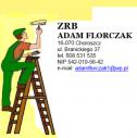 Zakład Remontowo-Budowlany Adam Florczak Choroszcz i okolice