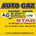 AUTO na GAZ tylko JUREX - Antoni Matusiak Zgierz i okolice