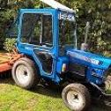 Mały traktor ogrodniczy - Dariusz Stasikowski Daszewice i okolice