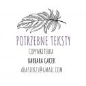 Barbara Gacek Skomielna Biała i okolice