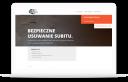 Strona internetowa dla firmy specjalizuj