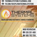 Ocieplenia pianką PUR - Thermal Systems  Grodzisk Mazowiecki i okolice