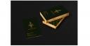 Projekt wizytówek dla firmy jubilerskiej