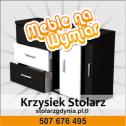 Gdynia stolarstwo i meble - Krzysztof Konkol Wejherowo i okolice