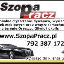 Czysto z firmą SzopaPracz - Akademickie Inkubatory Przedsiębiorczości Orzesze i okolice