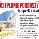 Roboty Wykończeniowe E.Kamińska i G.Kamiński Mińsk Mazowiecki i okolice