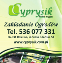 PHU CYPRYSIK Osielsko i okolice