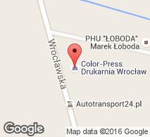 Etykieta Profesjonalna - Color-Press - Wrocław